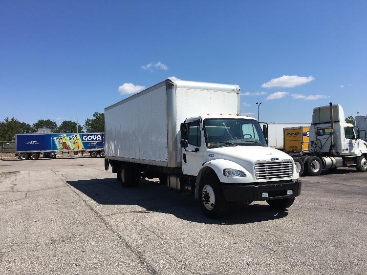 Medium Duty Box Truck-Light and Medium Duty Trucks-Freightliner-2013-M2-BROOK PARK-OH-134,875 miles-$37,250