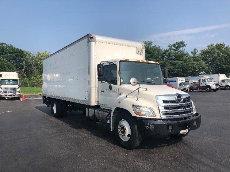 Medium Duty Box Truck-Light and Medium Duty Trucks-Hino-2013-338-ESSEX-MD-311,880 miles-$19,750