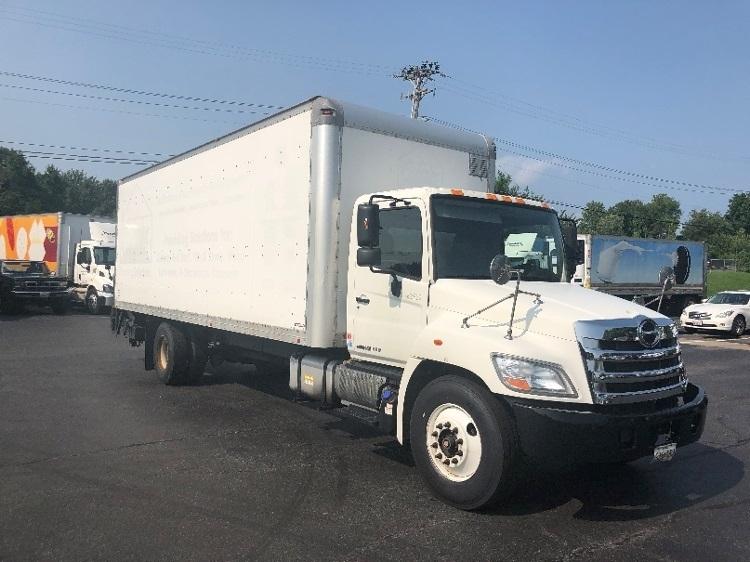 Medium Duty Box Truck-Light and Medium Duty Trucks-Hino-2013-338-ESSEX-MD-307,300 miles-$19,750