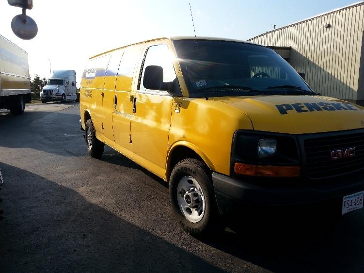 Cargo Van (Panel Van)-Light and Medium Duty Trucks-GMC-2012-Savana G23705-LONDONDERRY-NH-73,166 miles-$13,750