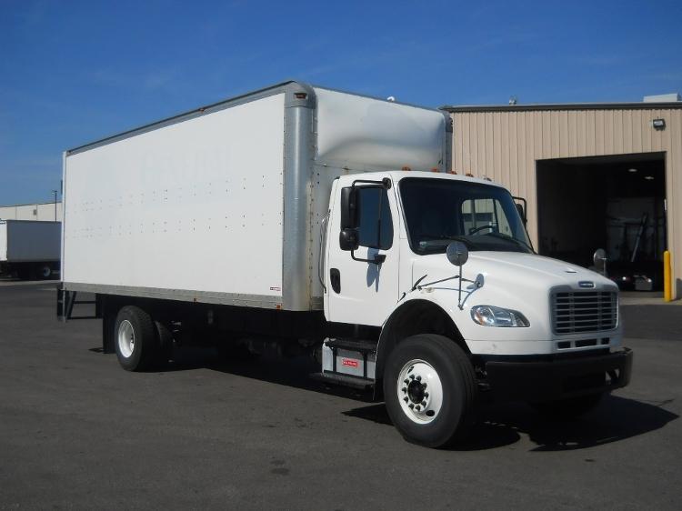 Medium Duty Box Truck-Light and Medium Duty Trucks-Freightliner-2013-M2-MIDDLEFIELD-OH-260,820 miles-$25,250