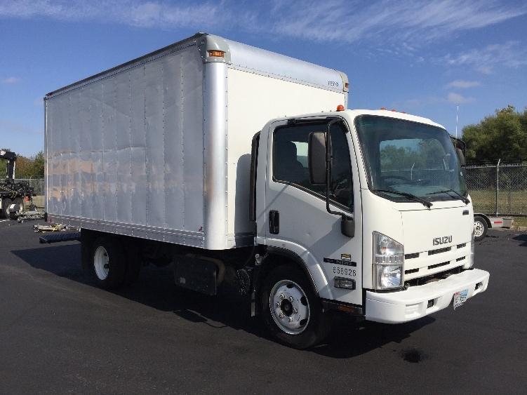 Medium Duty Box Truck-Light and Medium Duty Trucks-Isuzu-2013-NRR-SAN ANTONIO-TX-144,995 miles-$20,500