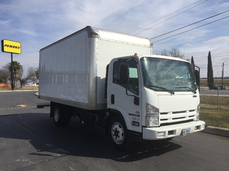 Medium Duty Box Truck-Light and Medium Duty Trucks-Isuzu-2013-NRR-SAN ANTONIO-TX-122,111 miles-$25,500