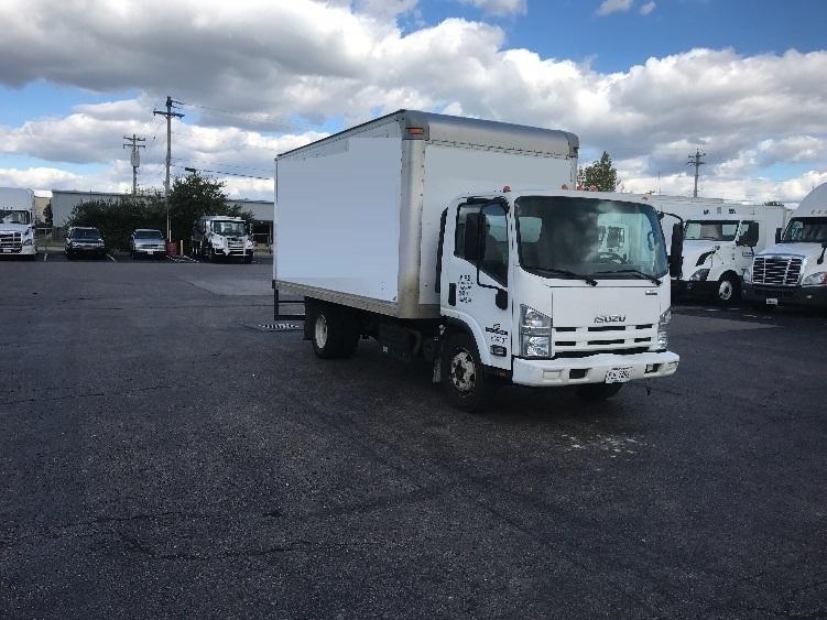 Medium Duty Box Truck-Light and Medium Duty Trucks-Isuzu-2013-NRR-CINCINNATI-OH-135,967 miles-$28,750