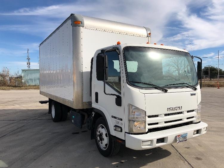 Medium Duty Box Truck-Light and Medium Duty Trucks-Isuzu-2013-NRR-ARLINGTON-TX-132,605 miles-$22,500