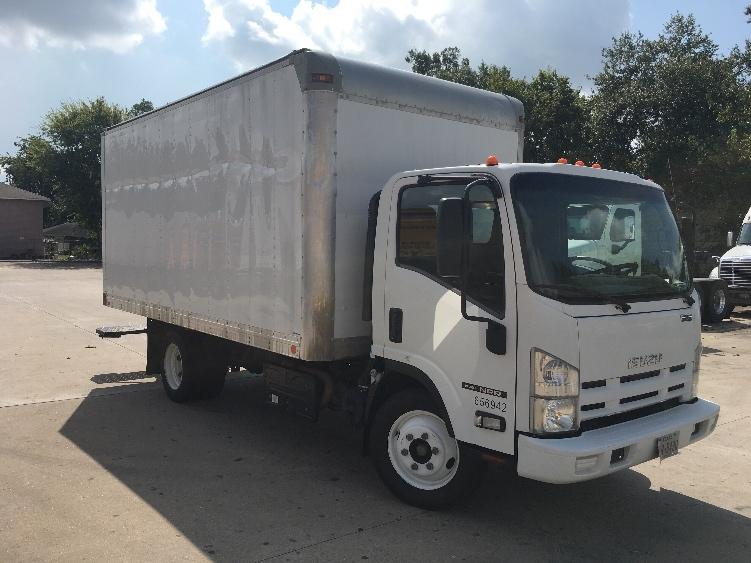 Medium Duty Box Truck-Light and Medium Duty Trucks-Isuzu-2013-NRR-HOUSTON-TX-148,199 miles-$20,250