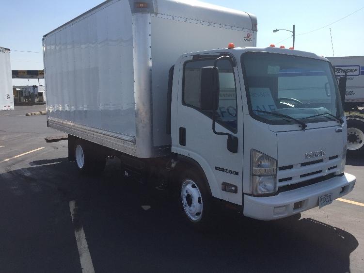 Medium Duty Box Truck-Light and Medium Duty Trucks-Isuzu-2013-NRR-SAINT LOUIS-MO-147,492 miles-$22,500