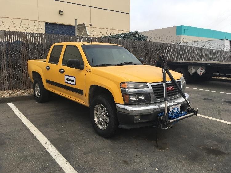 Pickup Truck-Light and Medium Duty Trucks-GMC-2012-CANYON 4-SAN LEANDRO-CA-165,902 miles-$6,500