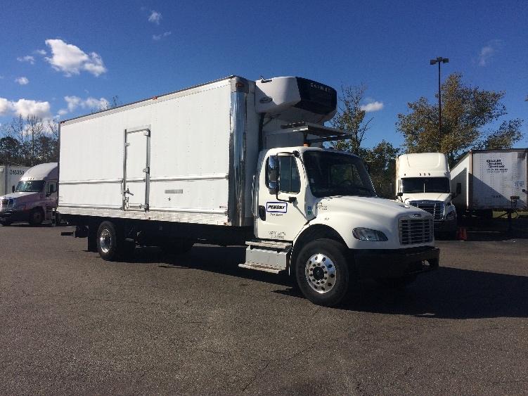 Reefer Truck-Light and Medium Duty Trucks-Freightliner-2013-M2-JACKSONVILLE-FL-223,669 miles-$49,500