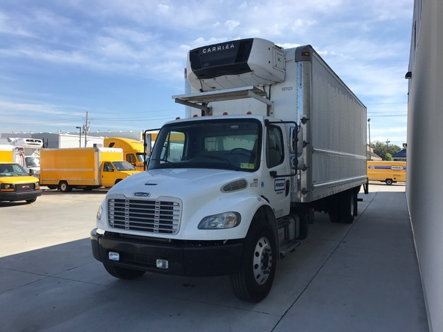 Reefer Truck-Light and Medium Duty Trucks-Freightliner-2013-M2-HAMMOND-LA-170,002 miles-$49,750