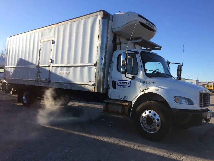Reefer Truck-Light and Medium Duty Trucks-Freightliner-2013-M2-EAGAN-MN-234,130 miles-$39,750