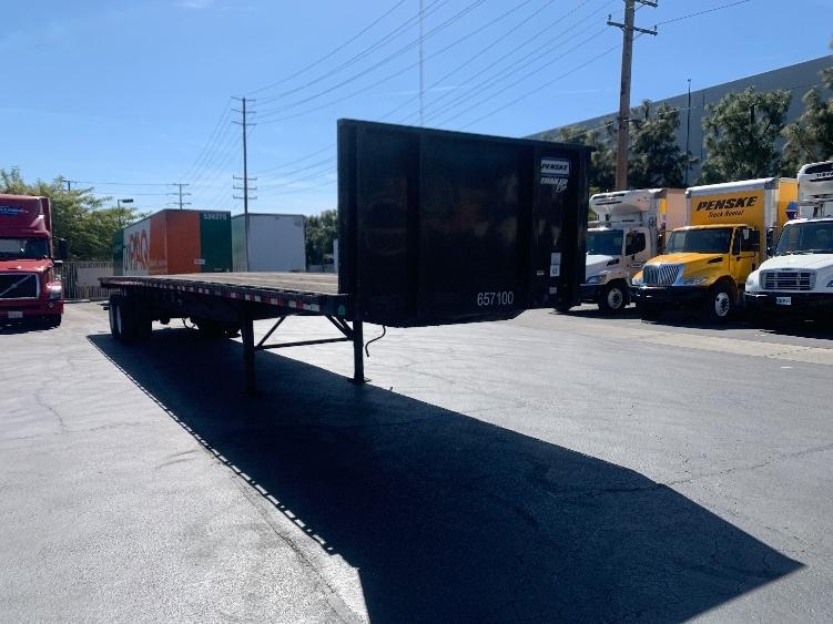 Flatbed Trailer-Semi Trailers-Great Dane-2013-Trailer-ANAHEIM-CA-114,847 miles-$17,750