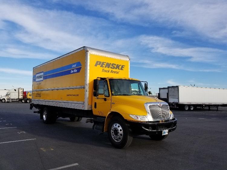 Medium Duty Box Truck-Specialized Equipment-International-2013-4300-SAN LEANDRO-CA-143,211 miles-$37,250