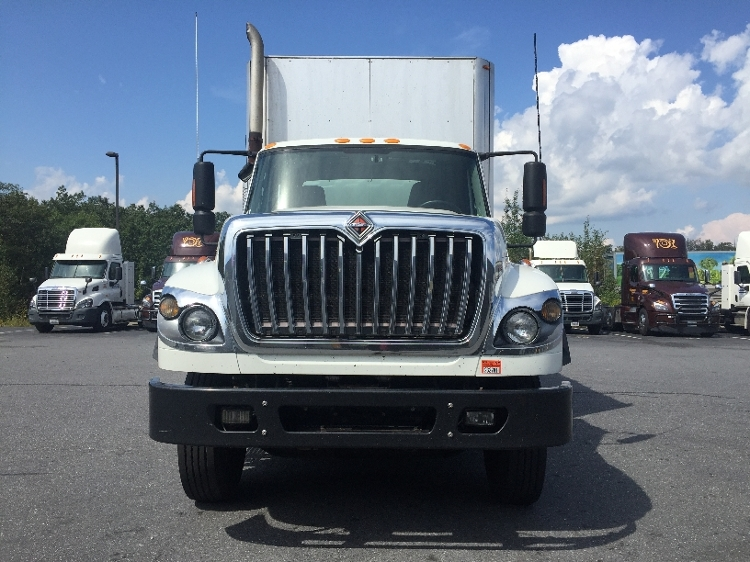 Medium Duty Box Truck-Light and Medium Duty Trucks-International-2013-7600-POTTSVILLE-PA-318,039 miles-$45,000