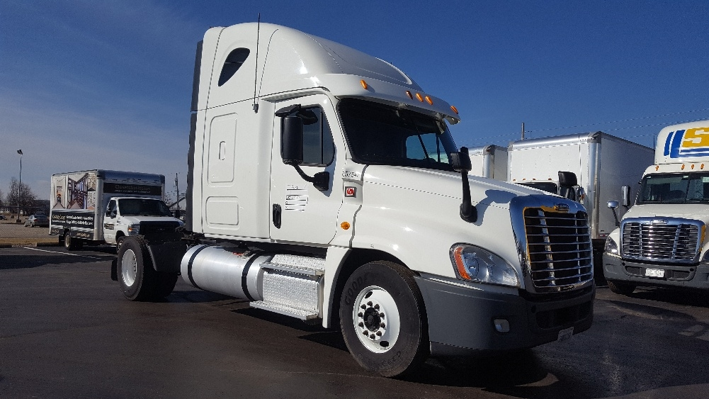 Sleeper Tractor-Heavy Duty Tractors-Freightliner-2013-Cascadia 12542ST-LEXINGTON-KY-605,114 miles-$34,500