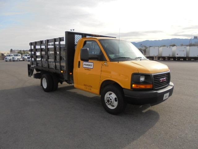 Used Flatbed Trucks For Sale in CA - Penske Used Trucks
