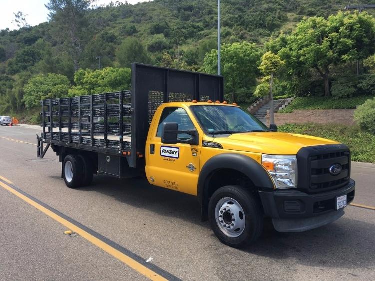 Flatbed Truck-Light and Medium Duty Trucks-Ford-2012-F450-TORRANCE-CA-73,543 miles-$30,000