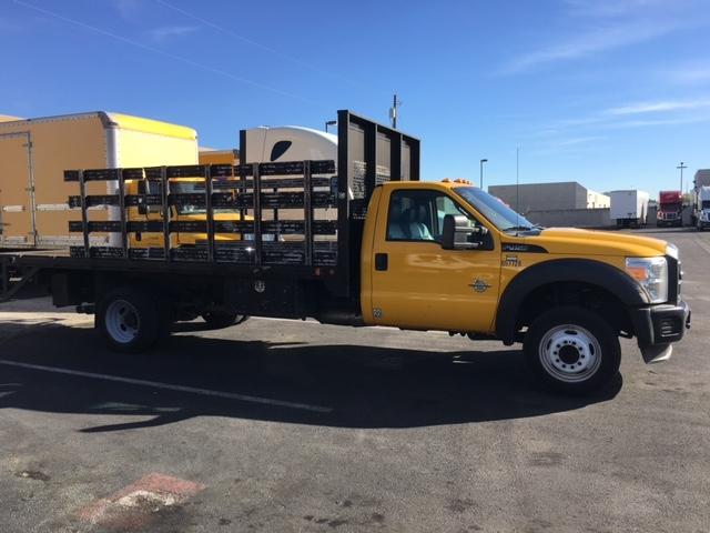 Flatbed Truck-Light and Medium Duty Trucks-Ford-2012-F450-LAS VEGAS-NV-61,245 miles-$27,000