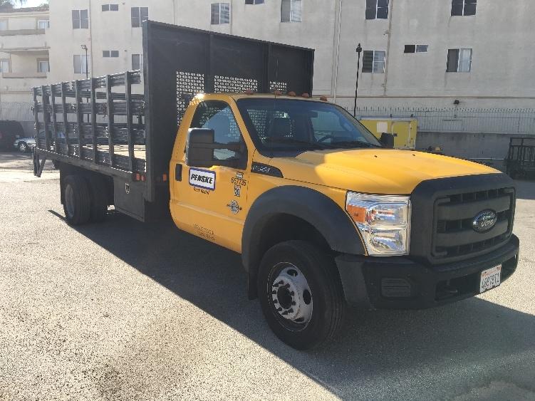 Flatbed Truck-Light and Medium Duty Trucks-Ford-2012-F450-TORRANCE-CA-88,146 miles-$28,250