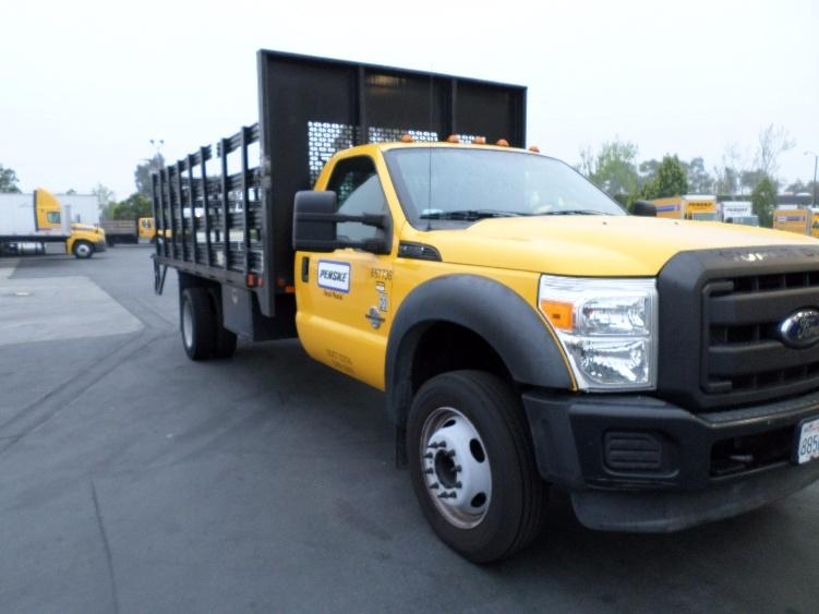 Flatbed Truck-Light and Medium Duty Trucks-Ford-2012-F450-TORRANCE-CA-83,800 miles-$28,750