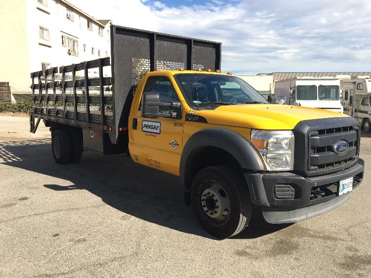 Flatbed Truck-Light and Medium Duty Trucks-Ford-2012-F450-TORRANCE-CA-98,061 miles-$27,000