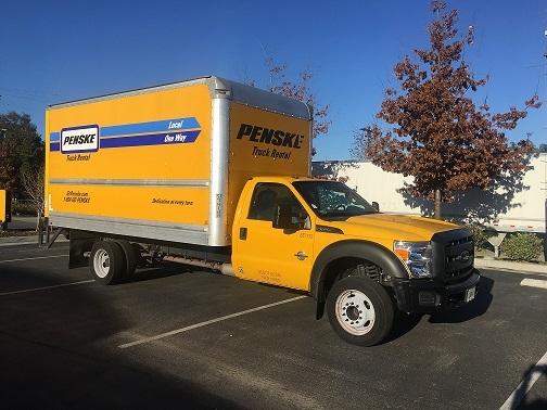 Medium Duty Box Truck-Light and Medium Duty Trucks-Ford-2012-F450-SUN VALLEY-CA-96,295 miles-$27,250