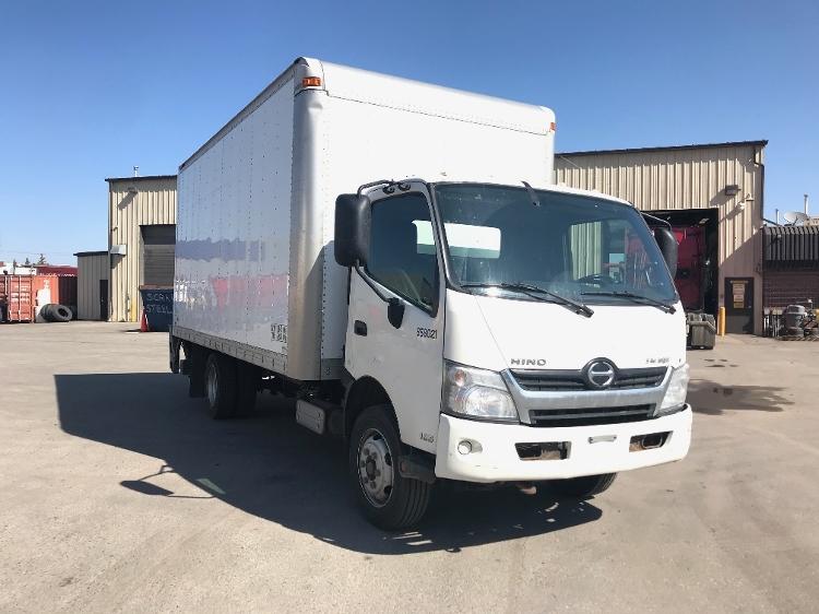 Medium Duty Box Truck-Light and Medium Duty Trucks-Hino-2013-195-CALGARY-AB-171,880 km-$33,250