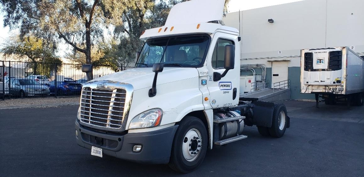 Day Cab Tractor-Heavy Duty Tractors-Freightliner-2013-Cascadia 12542ST-PHOENIX-AZ-322,559 miles-$41,250