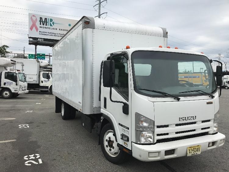 Medium Duty Box Truck-Light and Medium Duty Trucks-Isuzu-2013-NQR-NORTH BERGEN-NJ-154,804 miles-$26,000