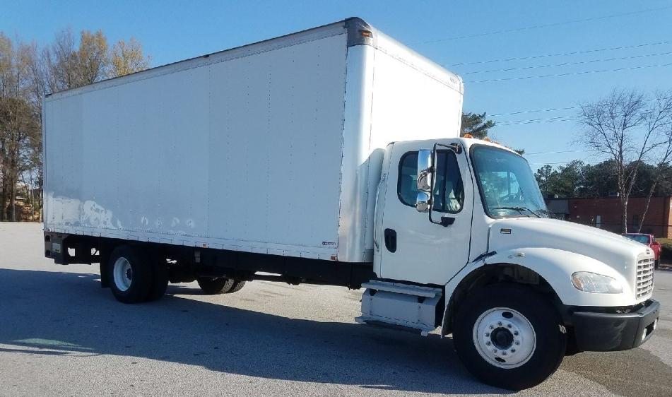 Used Medium Duty Box Trucks For Sale in GA - Penske Used Trucks