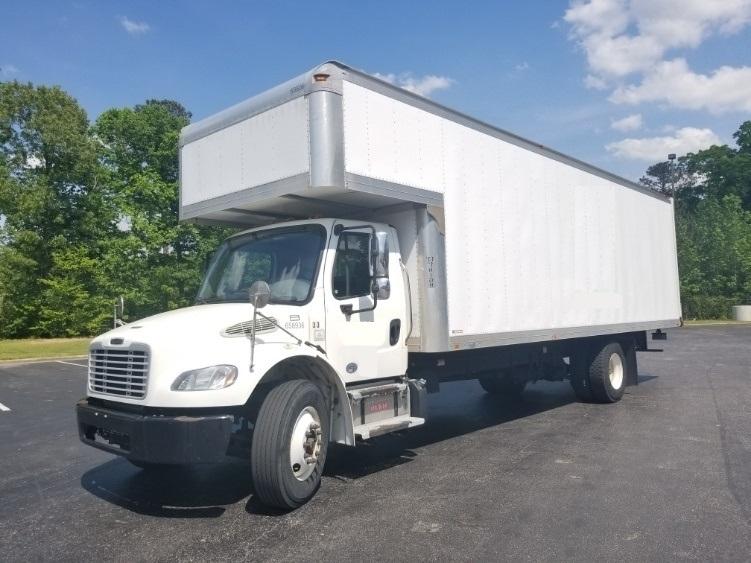 Medium Duty Box Truck-Light and Medium Duty Trucks-Freightliner-2013-M2-MEBANE-NC-137,529 miles-$38,250