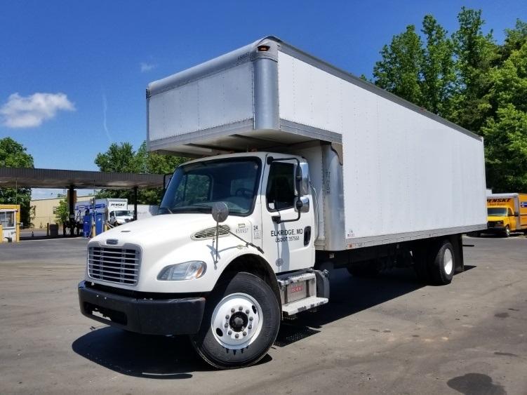 Medium Duty Box Truck-Light and Medium Duty Trucks-Freightliner-2013-M2-MEBANE-NC-132,775 miles-$38,750