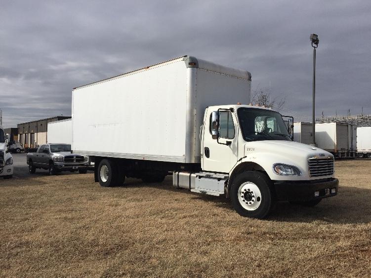 Medium Duty Box Truck-Heavy Duty Tractors-Freightliner-2013-M2-GREENVILLE-SC-52,141 miles-$51,500