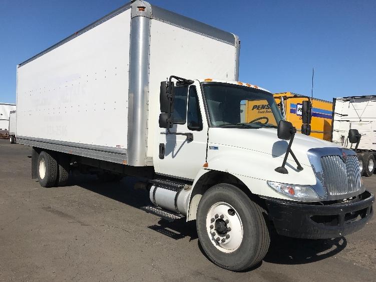 Medium Duty Box Truck-Light and Medium Duty Trucks-International-2013-4300-WEST SACRAMENTO-CA-100,626 miles-$34,000
