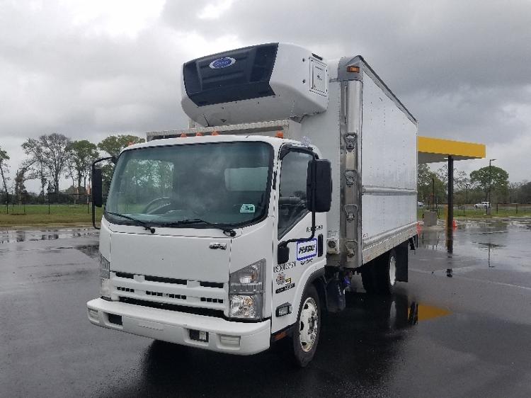 Reefer Truck-Light and Medium Duty Trucks-Isuzu-2013-NQR-HAMMOND-LA-151,326 miles-$36,250