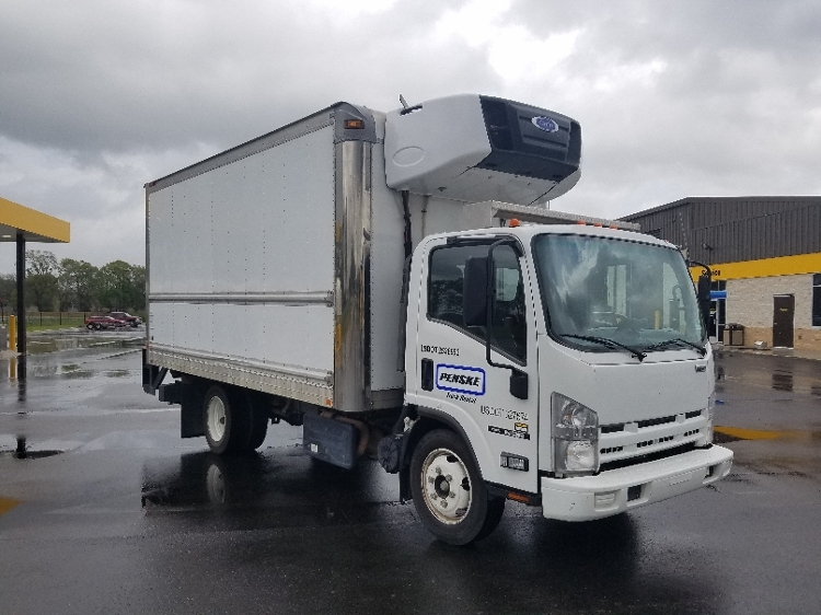 Reefer Truck-Light and Medium Duty Trucks-Isuzu-2013-NQR-HAMMOND-LA-176,988 miles-$28,500