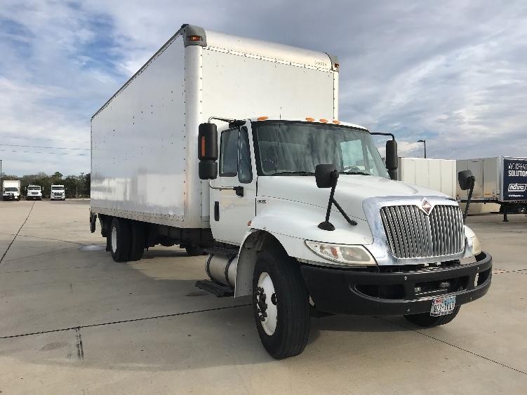 Medium Duty Box Truck-Light and Medium Duty Trucks-International-2013-4300-HOUSTON-TX-125,480 miles-$34,750
