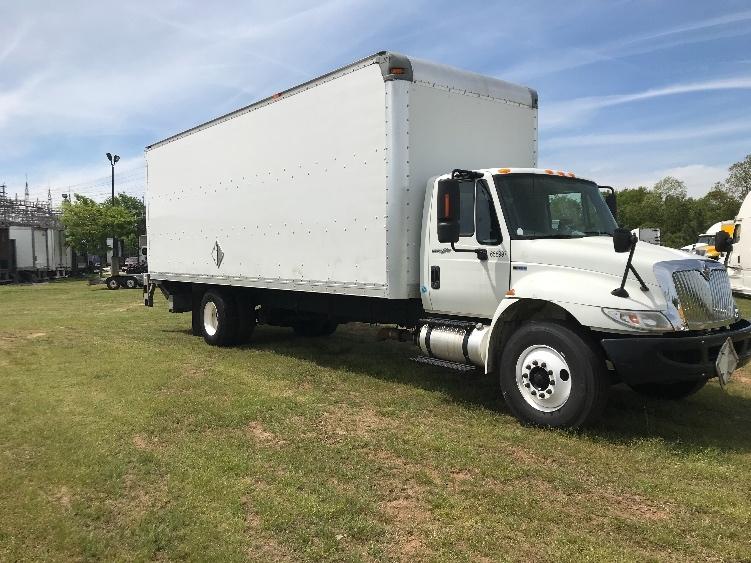 Medium Duty Box Truck-Light and Medium Duty Trucks-International-2013-4300-GREENVILLE-SC-219,112 miles-$23,250