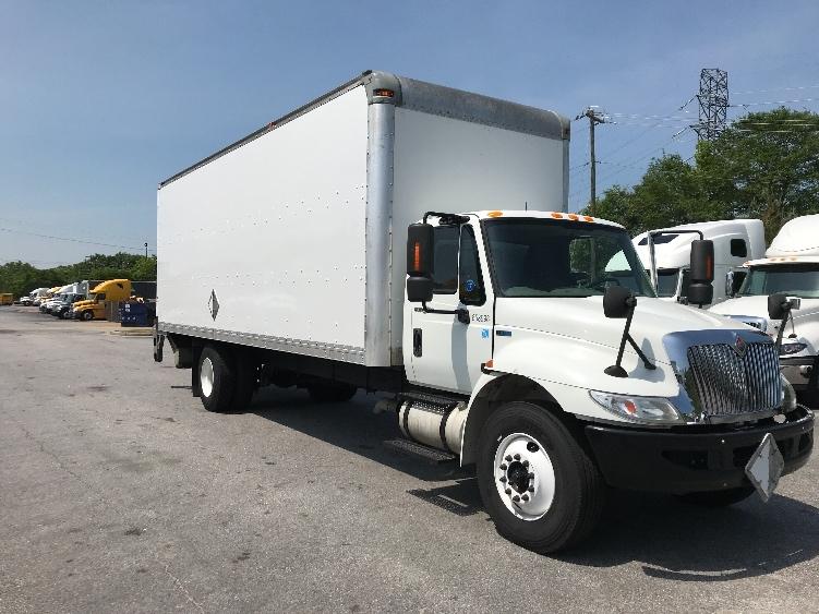 Medium Duty Box Truck-Light and Medium Duty Trucks-International-2013-4300-GREENVILLE-SC-155,329 miles-$28,750