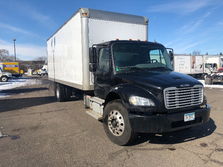 Medium Duty Box Truck-Light and Medium Duty Trucks-Freightliner-2013-M2-BROOKLYN PARK-MN-176,172 miles-$40,250