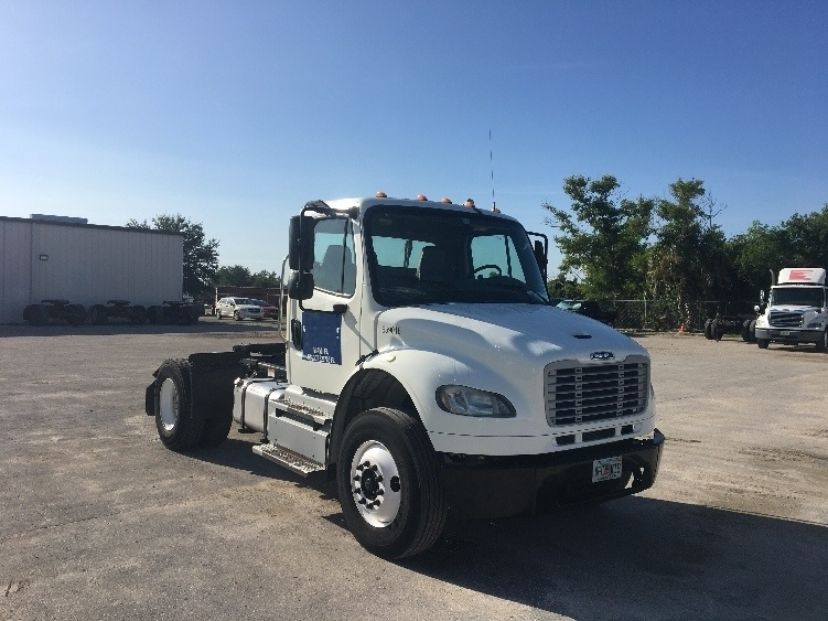 Day Cab Tractor-Heavy Duty Tractors-Freightliner-2013-M2-FORT MYERS-FL-211,509 miles-$24,250