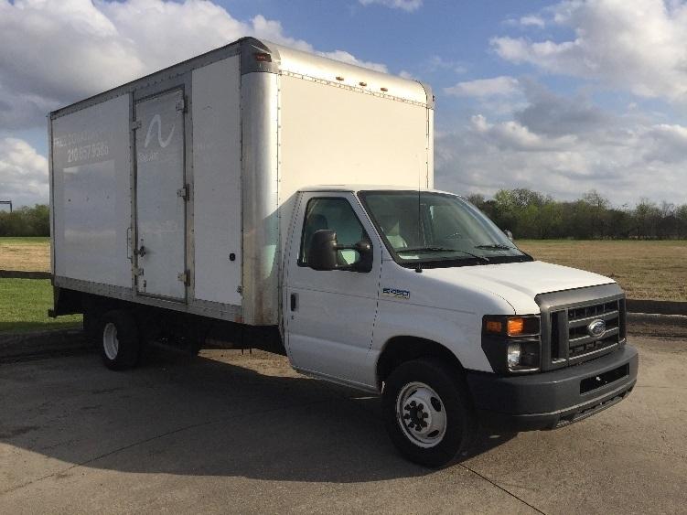 Light Duty Box Truck-Light and Medium Duty Trucks-Ford-2012-E450-SAN ANTONIO-TX-100,134 miles-$18,500