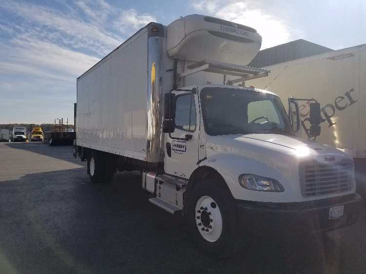 Reefer Truck-Light and Medium Duty Trucks-Freightliner-2013-M2-YOUNGSTOWN-OH-205,229 miles-$42,750