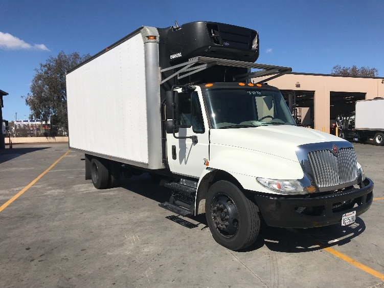 Reefer Truck-Light and Medium Duty Trucks-International-2013-4300LP-TORRANCE-CA-107,435 miles-$37,000