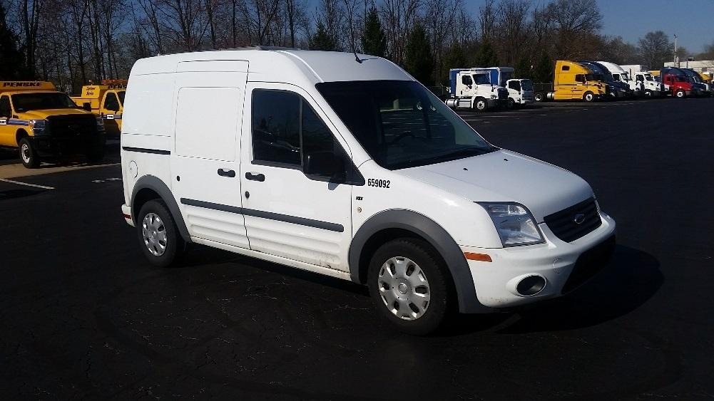 Cargo Van (Panel Van)-Light and Medium Duty Trucks-Ford-2012-TRANXLT-BENSALEM-PA-128,515 miles-$6,500