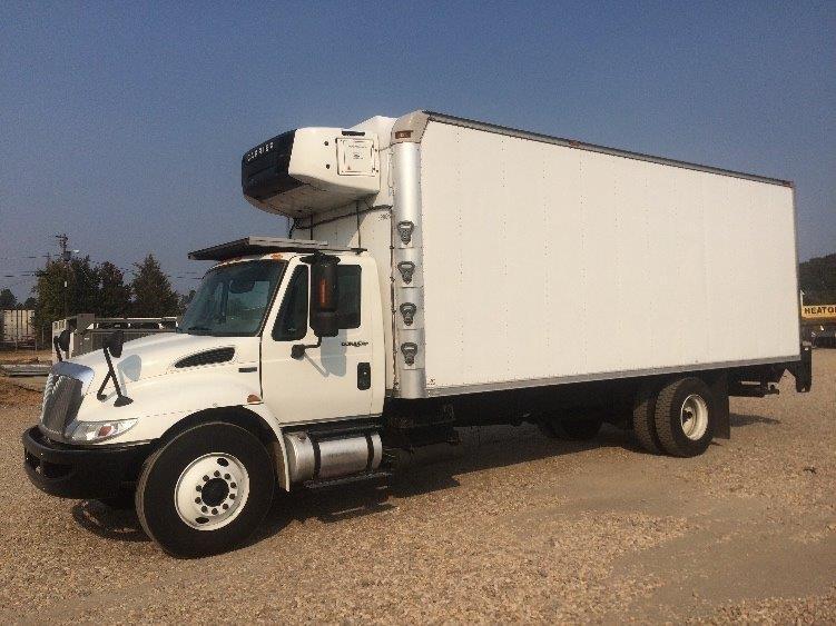 Reefer Truck-Light and Medium Duty Trucks-International-2013-4300-CONYERS-GA-189,245 miles-$46,000