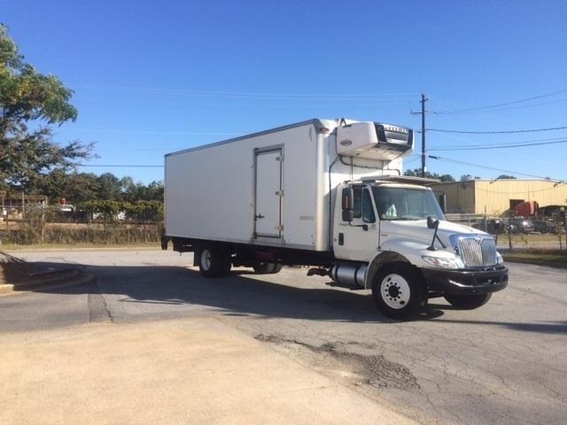 Reefer Truck-Light and Medium Duty Trucks-International-2013-4300-CONYERS-GA-202,958 miles-$34,500
