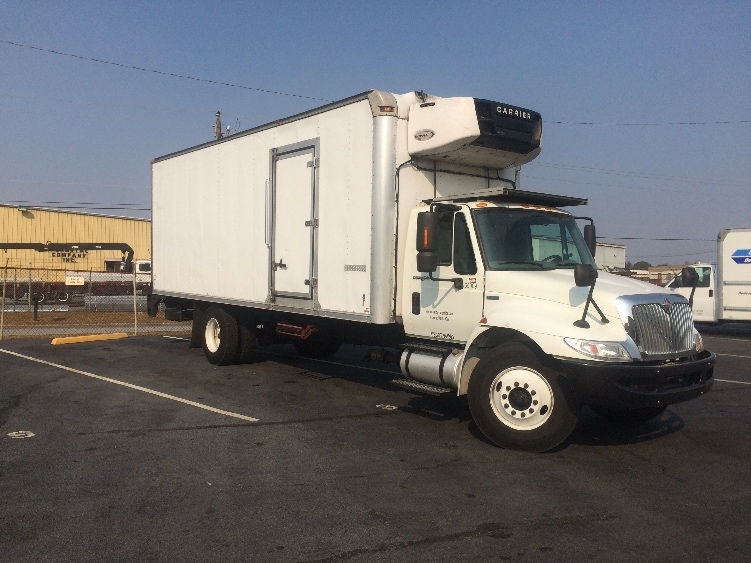 Reefer Truck-Light and Medium Duty Trucks-International-2013-4300-CONYERS-GA-213,536 miles-$41,000