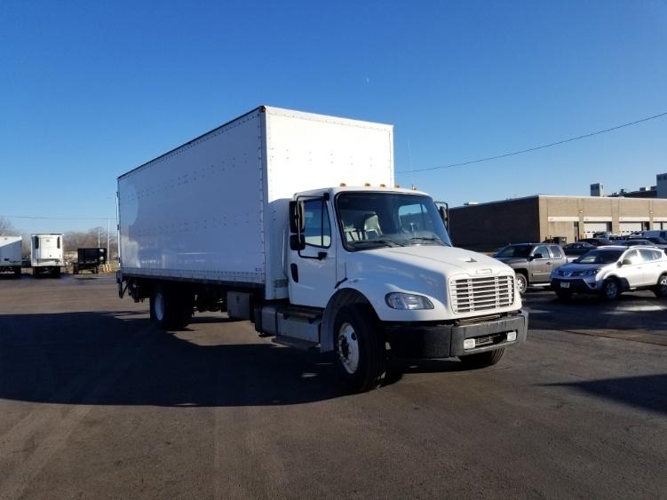 Medium Duty Box Truck-Light and Medium Duty Trucks-Freightliner-2013-M2-MADISON-WI-175,785 miles-$37,500