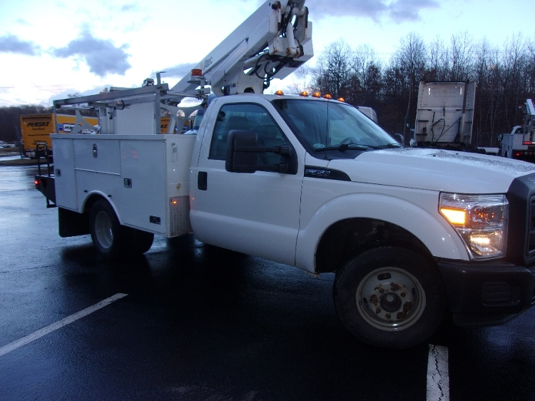Bucket Truck-Specialized Equipment-Ford-2012-F350-JESSUP-PA-86,712 miles-$44,250